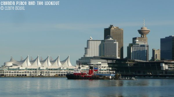 Canada Place and the IMAX Theatre