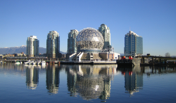 Science World  and Omnimax Theatre