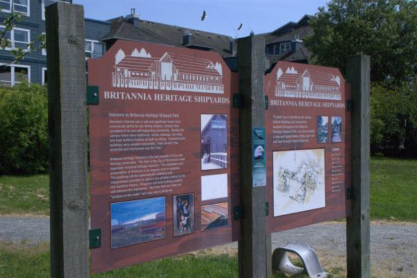 Britannia Heritage Shipyards - Richmond Maritime Festival