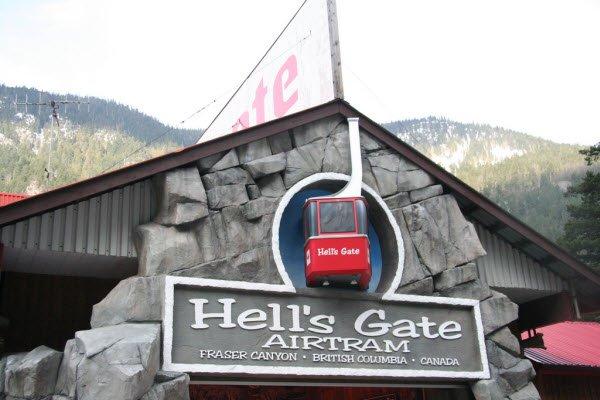 Hell's Gate  Airtram