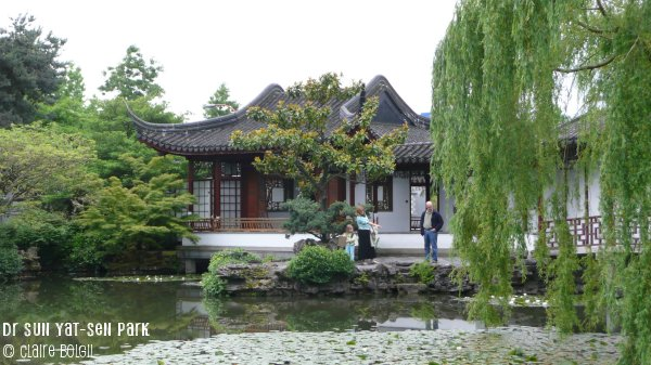Dr Sun Yat-Sen Classical Chinese Garden and Park