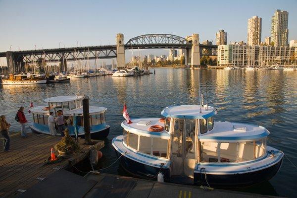 Visitar Vancouver en recorridos organizados