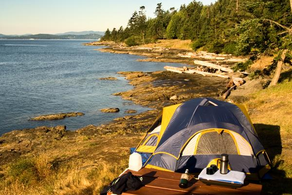 Camping in Vancouver - Campgrounds around Vancouver, Campsites in Vancouver