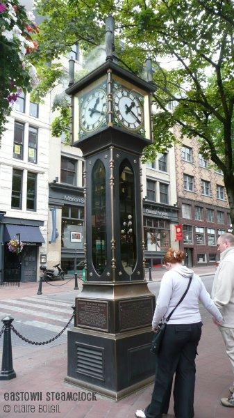 Gastown in Downtown Vancouver